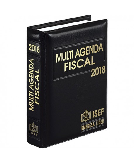 MULTI AGENDA FISCAL Y COMPLEMENTO 2018