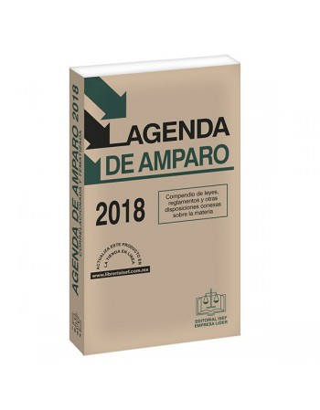 AGENDA DE AMPARO 2018
