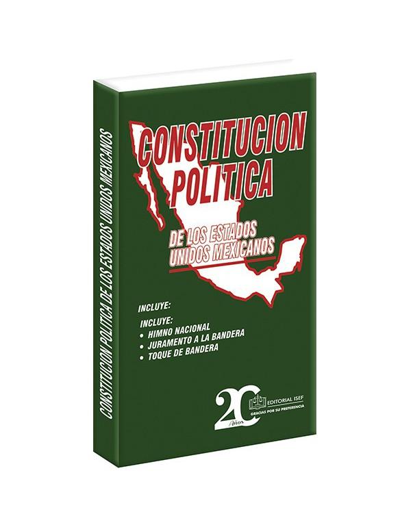 CONSTITUCIÓN POLÍTICA DE LOS ESTADOS UNIDOS MEXICANOS 2018
