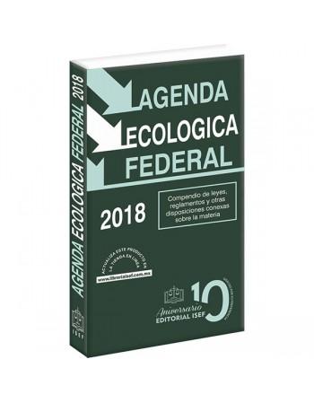 AGENDA ECOLÓGICA FEDERAL 2018