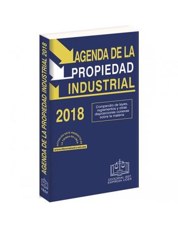 AGENDA DE LA PROPIEDAD INDUSTRIAL 2018