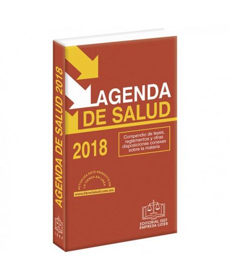 AGENDA DE SALUD 2018