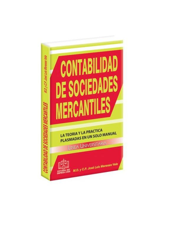 Contabilidad de Sociedades Mercantiles