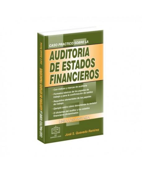 Caso Practico sobre la Auditoria de Estados Financieros