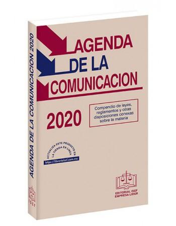 AGENDA DE SEGURIDAD SOCIAL ISEF 2015 PC