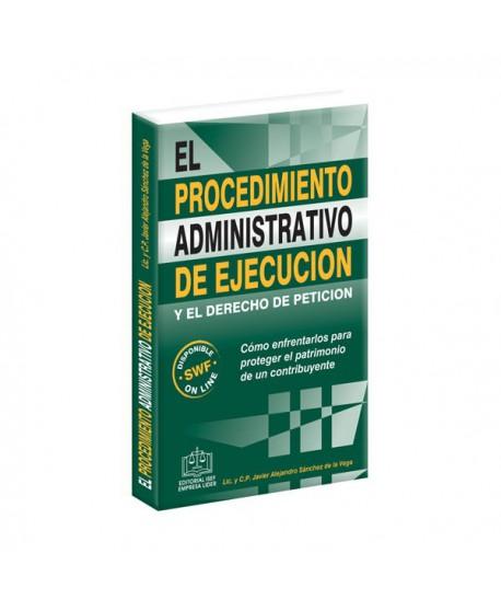 El Procedimiento Administrativo  de Ejecución y el Derecho de Petición