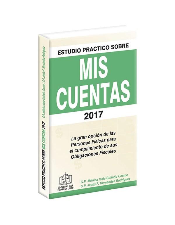 ESTUDIO PRÁCTICO DE MIS CUENTAS 2017