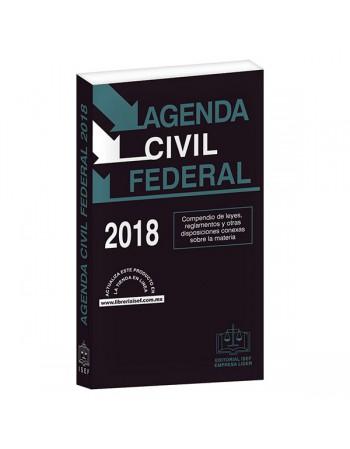 AGENDA CIVIL FEDERAL 2018