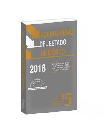 AGENDA PENAL DEL ESTADO DE MÉXICO 2018