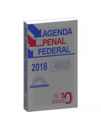 AGENDA PENAL FEDERAL 2018