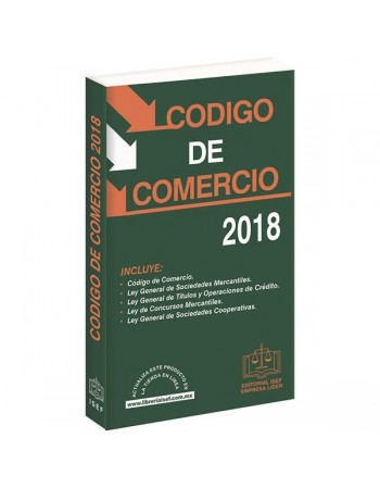 CÓDIGO DE COMERCIO 2018