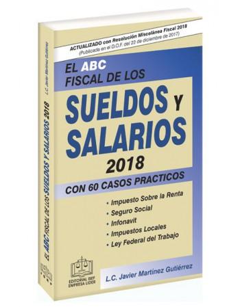 SWF EL ABC FISCAL DE LOS SUELDOS Y SALARIOS 2018