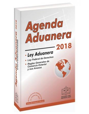 AGENDA ADUANERA Y REGLAMENTO 2018
