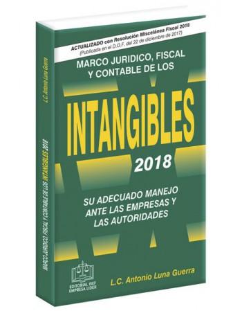 MARCO JURÍDICO, FISCAL Y CONTABLE DE LOS INTANGIBLES 2018