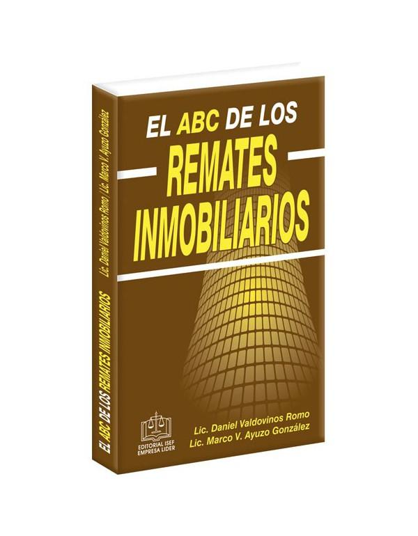 EL ABC DE LOS REMATES INMOBILIARIOS