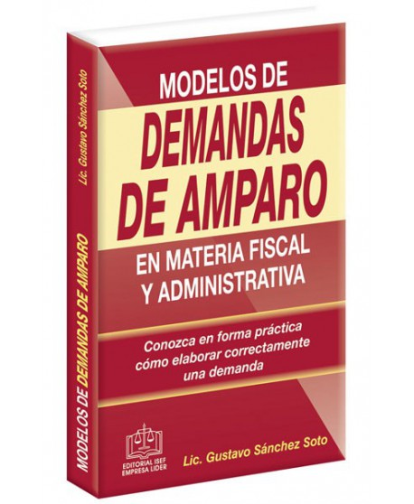 MODELOS DE DEMANDAS DE AMPARO