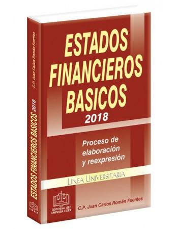 SWF ESTADOS FINANCIEROS BÁSICOS 2018 PROCESO DE ELABORACIÓN Y REEXPRESIÓN