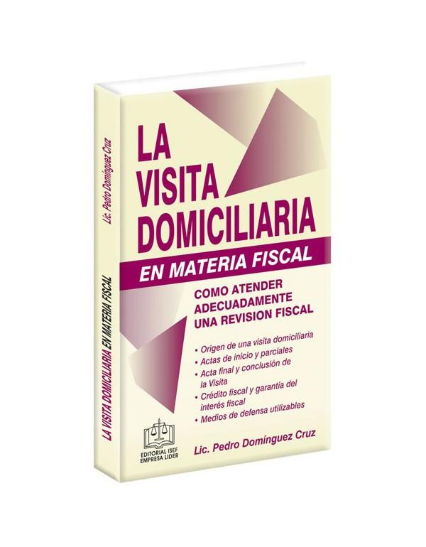 LA VISITA DOMICILIARIA 2018