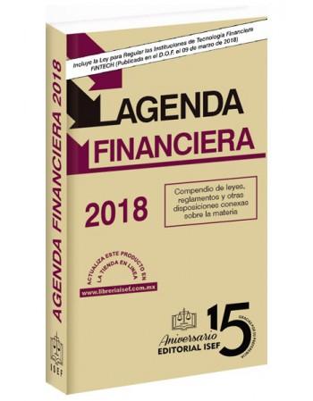AGENDA FINANCIERA 2018