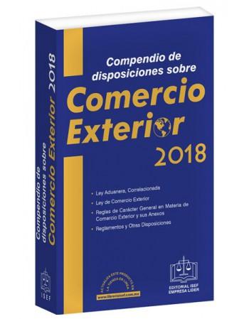 COMPENDIO DE COMERCIO EXTERIOR ECONÓMICO 2018