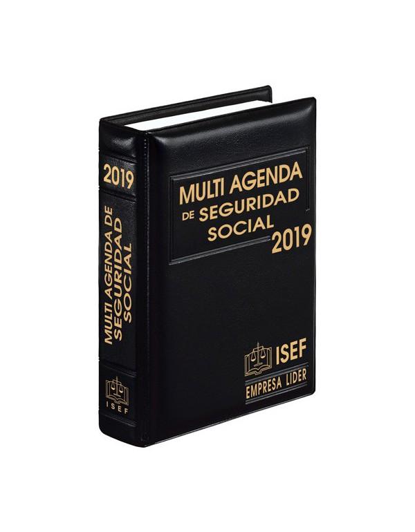 MULTI AGENDA DE SEGURIDAD SOCIAL 2019