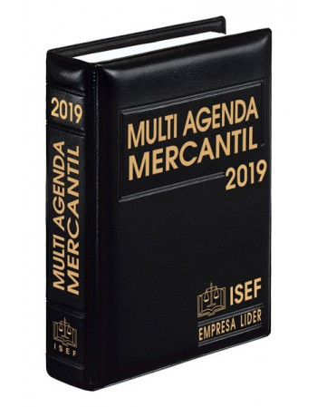 MULTI AGENDA MECANTIL 2019