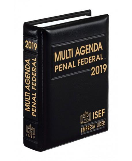 MULTI AGENDA PENAL FEDERAL 2019