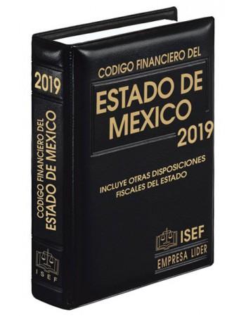 CÓDIGO FINANCIERO DEL ESTADO DE MÉXICO EJECUTIVO 2019