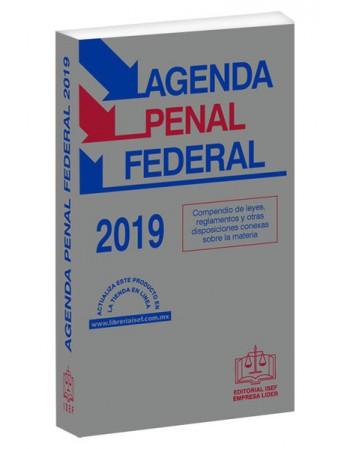 AGENDA PENAL FEDERAL 2019