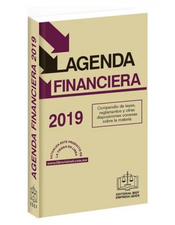 AGENDA FINANCIERA 2019