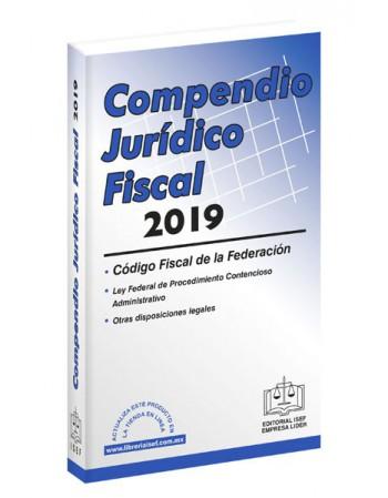 COMPENDIO JURÍDICO FISCAL  2019