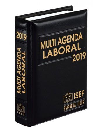 MULTI AGENDA LABORAL 2019