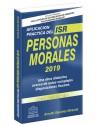 APLICACIÓN PRÁCTICA DEL ISR PERSONAS MORALES 2019