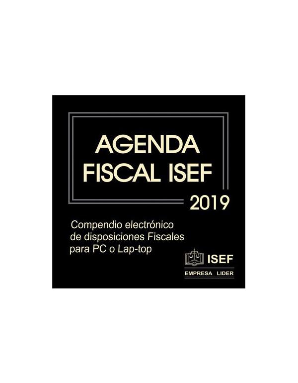 AGENDA FISCAL 2019 PARA PC
