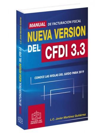 SWF MANUAL DE FACTURACIÓN FISCAL NUEVA VERSIÓN DEL CFDI 3.3 2019