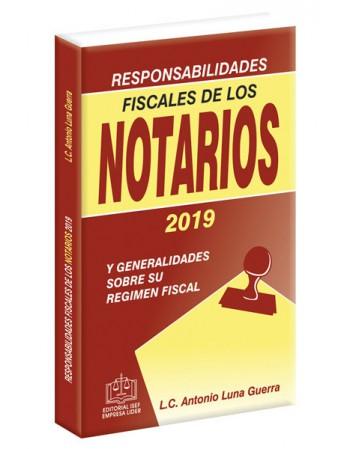 SWF RESPONSABILIDADES FISCALES DE LOS NOTARIOS 2019
