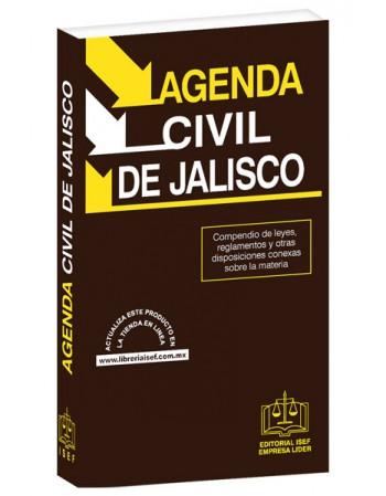 AGENDA CIVIL DE JALISCO 2019