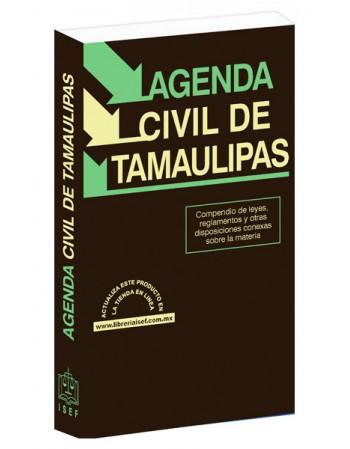 AGENDA CIVIL DE TAMAULIPAS 2019