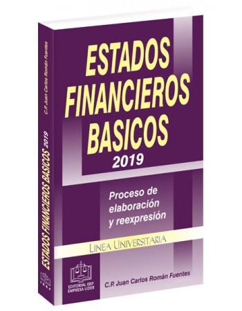 ESTADOS FINANCIEROS BÁSICOS 2019
