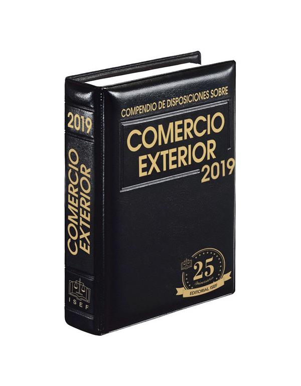COMPENDIO DE COMERCIO EXTERIOR EJECUTIVO Y COMPLEMENTO 2019