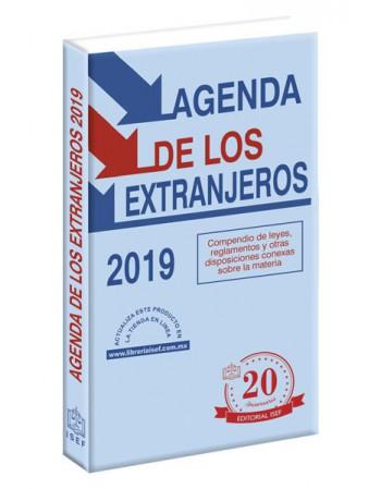 AGENDA DE LOS EXTRANJEROS 2019