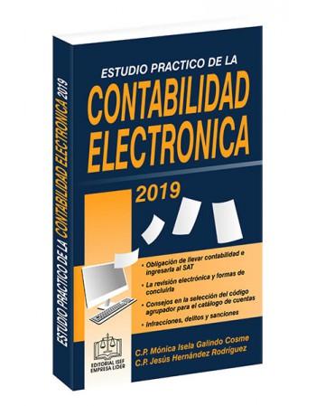 ESTUDIO PRÁCTICO DE LA CONTABILIDAD ELECTRÓNICA 2019