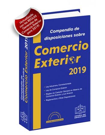 COMPENDIO DE COMERCIO EXTERIOR ECONÓMICO 2019