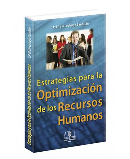 Estrategias para la Optimización de los Recursos Humanos