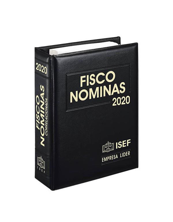 FISCO NÓMINAS EJECUTIVA 2020