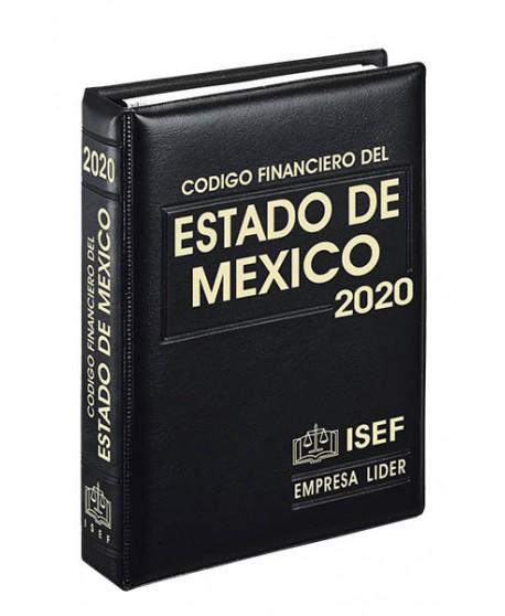 CÓDIGO FINANCIERO DEL ESTADO DE MÉXICO EJECUTIVO 2020
