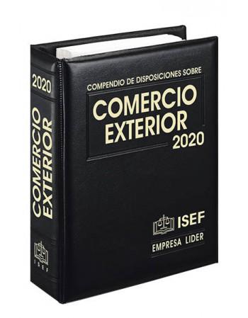 COMPENDIO DE COMERCIO EXTERIOR EJECUTIVO Y COMPLEMENTO 2020