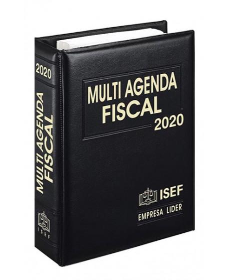 MULTI AGENDA FISCAL Y COMPLEMENTO 2020