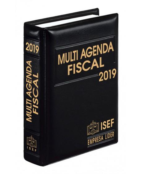 MULTI AGENDA FISCAL Y COMPLEMENTO 2019