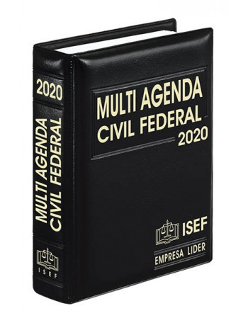MULTI AGENDA CIVIL FEDERAL 2020